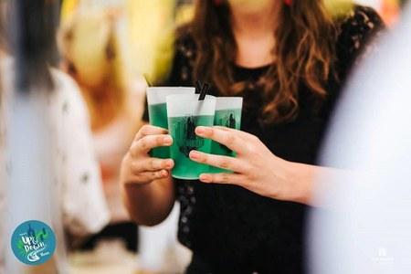 Des gobelets réutilisables pour votre événement
