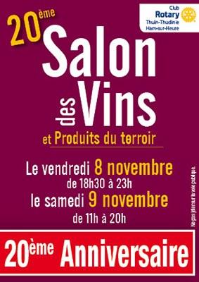 19 11 20eme salon des vins