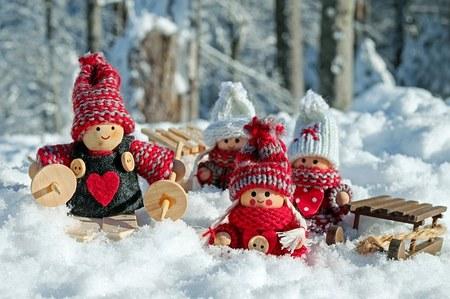 Marché de Noël au quartier du Berceau