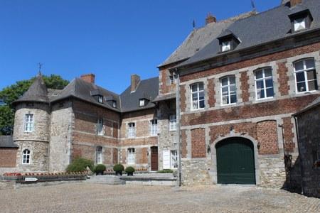 Pièce de théâtre au château de Leers-et-Fosteau