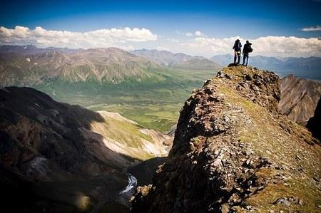 """Projection : """"vivre autrement road to alaska"""" - COMPLET"""