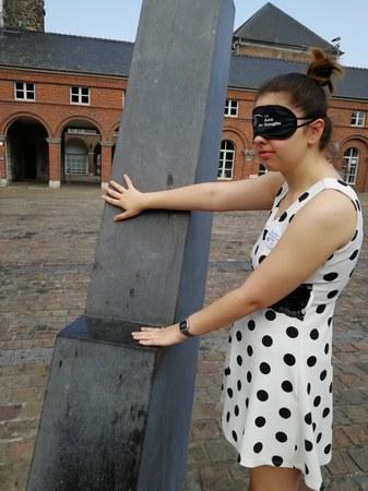 """Balade du tourisme : """"sans"""" regard sur la Cité médiévale"""